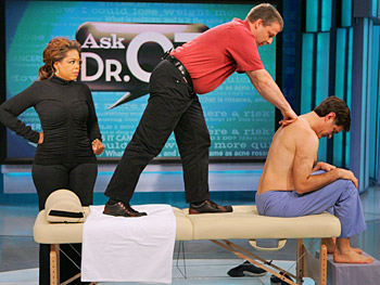 What is a Rolfing massage?